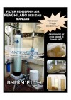 FILTER AIR WATERPLUSPURE PENGHILANG BESI MANGAN | BMFRMJP1054