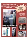 FILTER AIR WATERPLUSPURE PENGHILANG ZAT KAPUR | CKFROJP1054